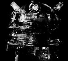 Dalek Poster by zerobriant