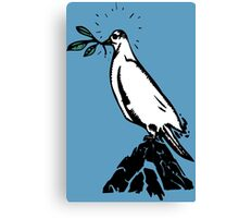 peace dove  Canvas Print