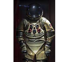 Space Suit Photographic Print