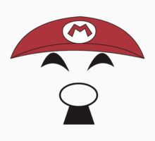 Super Hitler Mario by McLovely