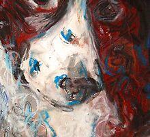 """A dog Named """"Taff"""" by Diane  Kramer"""