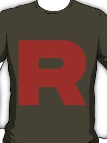 Team Rocket R T-Shirt