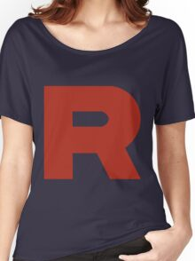 Team Rocket R Women's Relaxed Fit T-Shirt