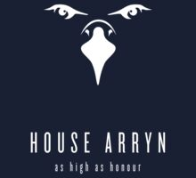 House Arryn Minimalist T-Shirt by liquidsouldes