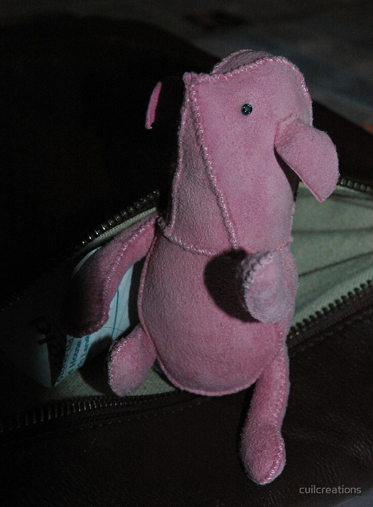 Piglet for Tam by cuilcreations