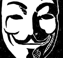 Remember Remember the 5th of November Sticker