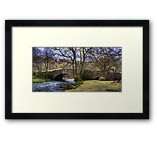 Bridge over the Rothay Framed Print