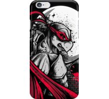 Sewer City Face Off: Part One iPhone Case/Skin