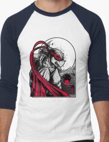 Sewer City Face Off: Part One Men's Baseball ¾ T-Shirt
