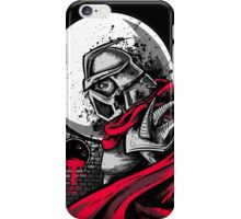 Sewer City Face Off: Part Two iPhone Case/Skin