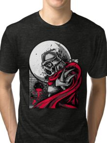 Sewer City Face Off: Part Two Tri-blend T-Shirt