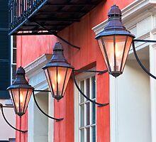 Street Lanterns  by DCCastelhano