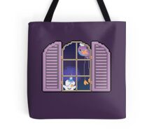 Litwick and Drifloon Tote Bag