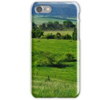 The Green Valley iPhone Case/Skin