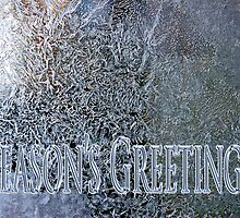 frosty the windowpane seasons greetings by dedmanshootn