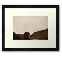 Being West Has Always Been The Best For Me! Framed Print