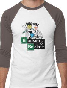 Bunsen & Beaker Men's Baseball ¾ T-Shirt