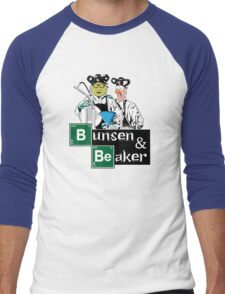Bunsen & Beaker Men's Baseball ¾ T-Shirt