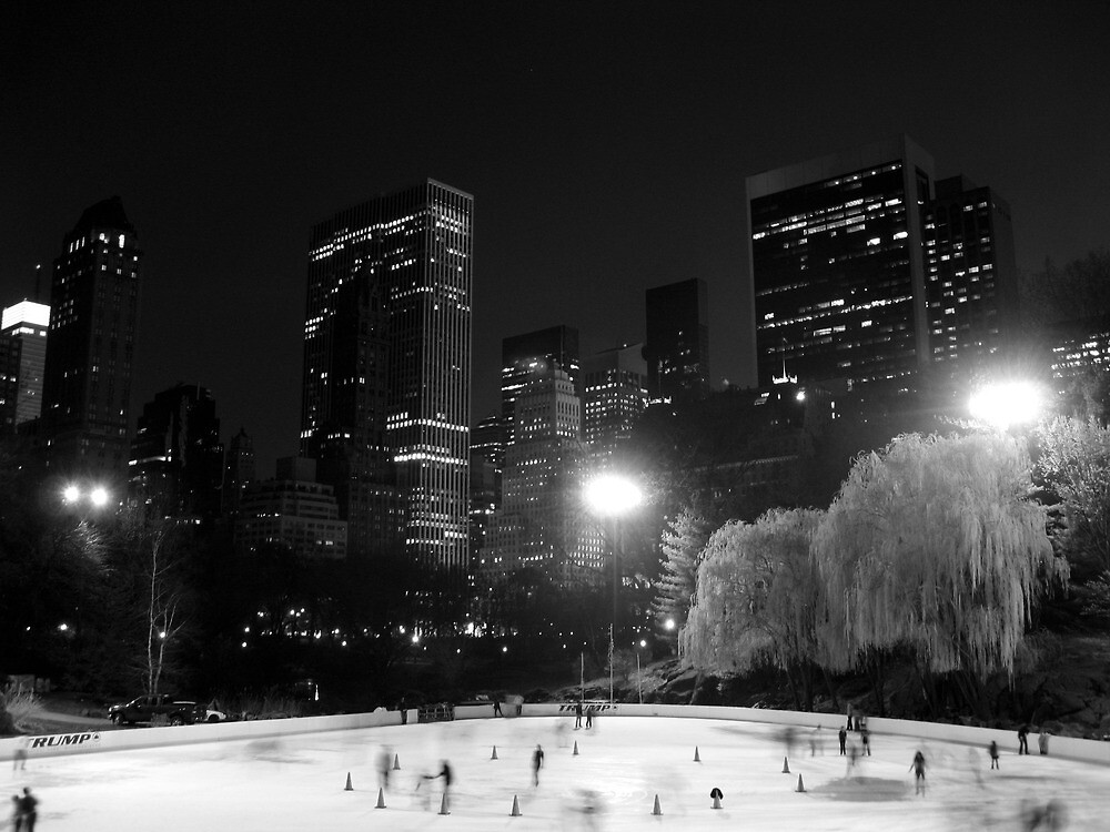 Wollman Rink by Chad M
