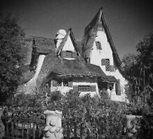 The Witch House by mikekochansky