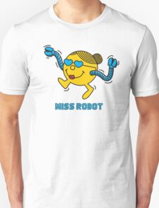 Miss Robot T-Shirt