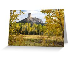 Deb's Meadow Greeting Card