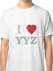 I Heart Toronto Classic T-Shirt