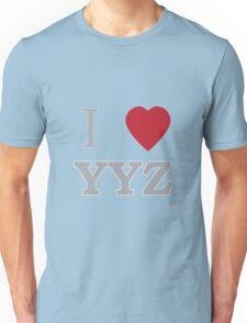 I Heart Toronto Unisex T-Shirt
