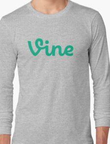 Vine  Long Sleeve T-Shirt