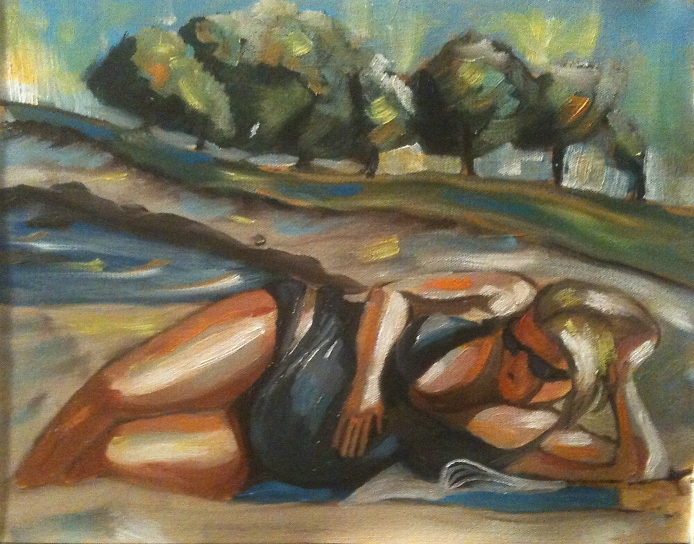 The Sunbather 2011 by center555