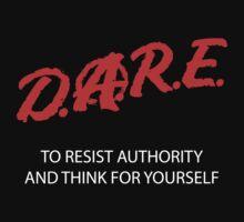 DARE TO RESIST by Jonah Block