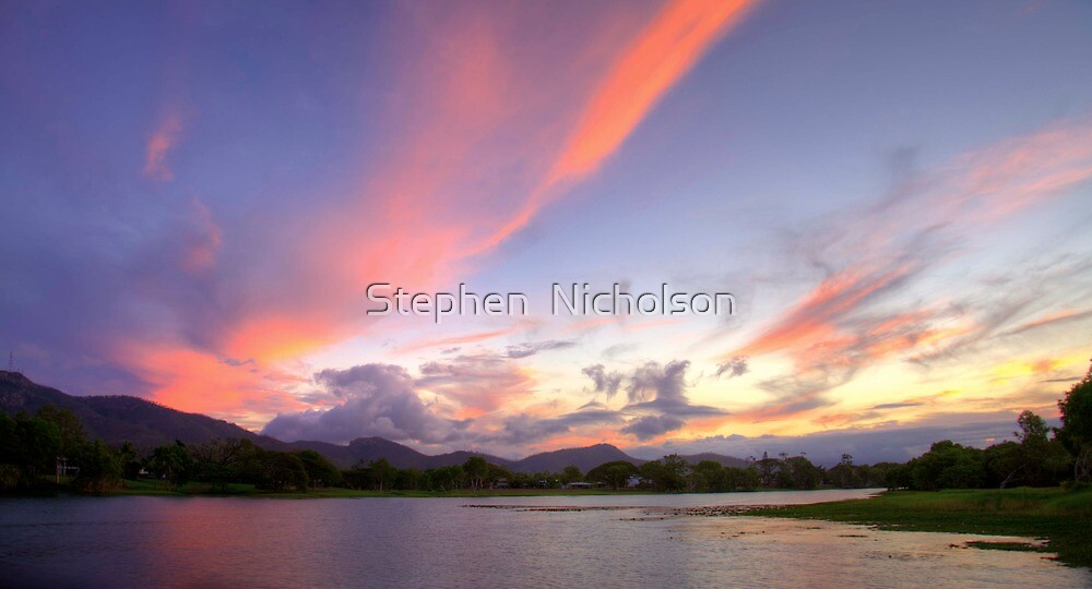 Down by the Riverside by Stephen  Nicholson