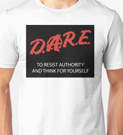 DARE TO RESIST II Unisex T-Shirt
