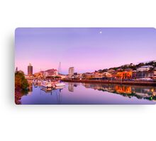 Townsville City Canvas Print
