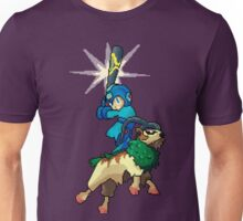 Go-Goat and Mega Man Unisex T-Shirt
