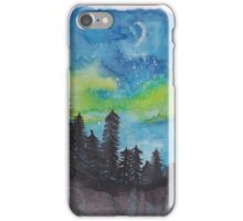 The Northern Lights iPhone Case/Skin