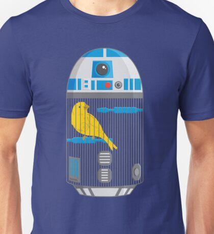 R2 Birdcage Unisex T-Shirt