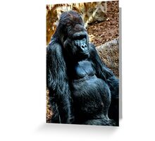 Leader of the Band Greeting Card