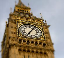big ben by codaimages