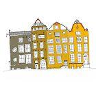 Spring Buildings by oysterhead