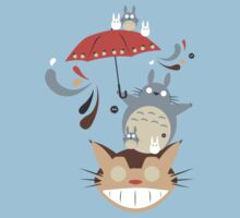 Neighborhood Friends Umbrella Baby Tee