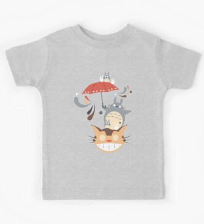 Neighborhood Friends Umbrella Kids Tee