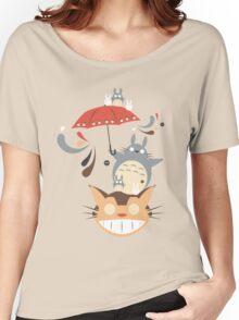 Neighborhood Friends Umbrella Women's Relaxed Fit T-Shirt