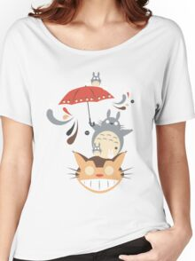 Neighborhood Friends Umbrella Women's Relaxed Fit T-Shirt