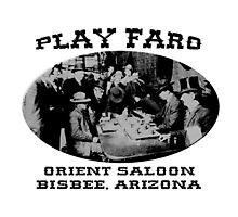 Play Faro Photographic Print