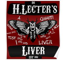 Liver and Chianti (SOLT) Poster