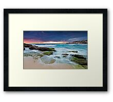 Tamarama's Escape Framed Print