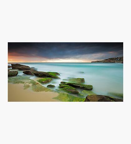 Ocean Snow Photographic Print