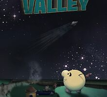 Greetings from Saturn Valley by TheRetroVGers