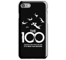 The 100 - Survival iPhone Case/Skin